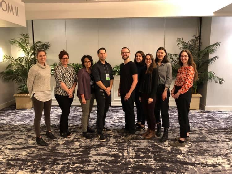 SfAA Podcast Team 2019